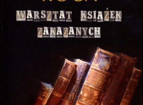 Eduardo Roca – Warsztat zakazanych książek
