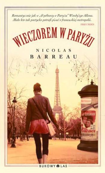 Nicolas Barreau Wieczorem w Paryżu, Paryż, Kino