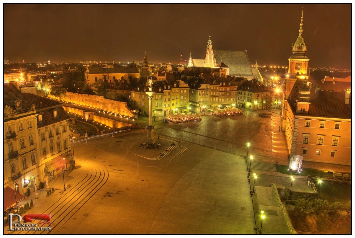 2008-07-26 (Warszawa - Nocna Starowka)