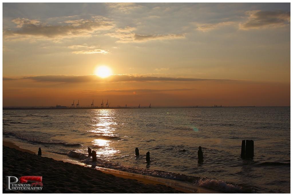 Gdańsk Plaża Stogi