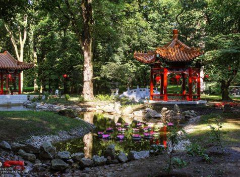 Warszawskie miejscówki: Ogród Chiński w Łazienkach Królewskich