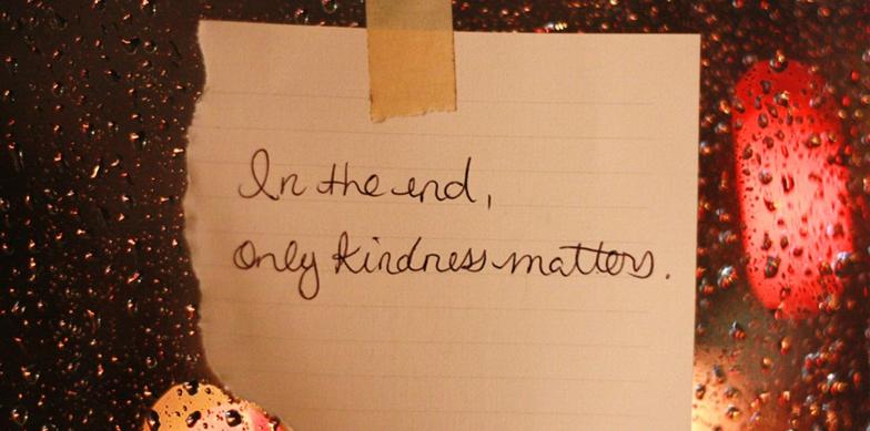 Kolorując codzienność #2 – Życzliwość