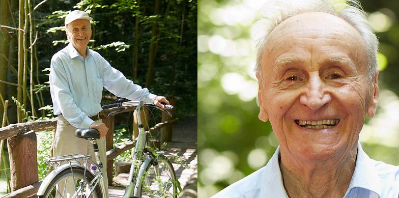 KONKURS: Antoni Huczyński – Dziarski Dziadek. Mój sposób na długowieczność [Zakończony]