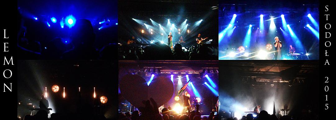 Koncert zespołu LemON w Stodole (29.11.2015)