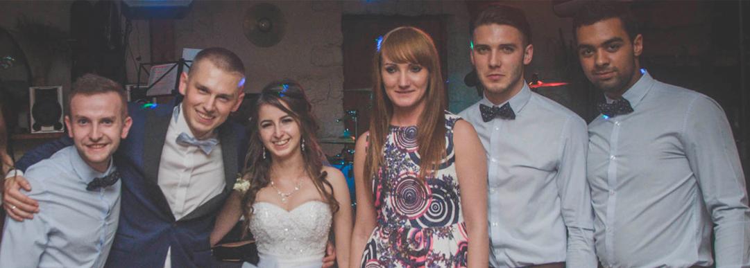 Zespół weselny Trinix