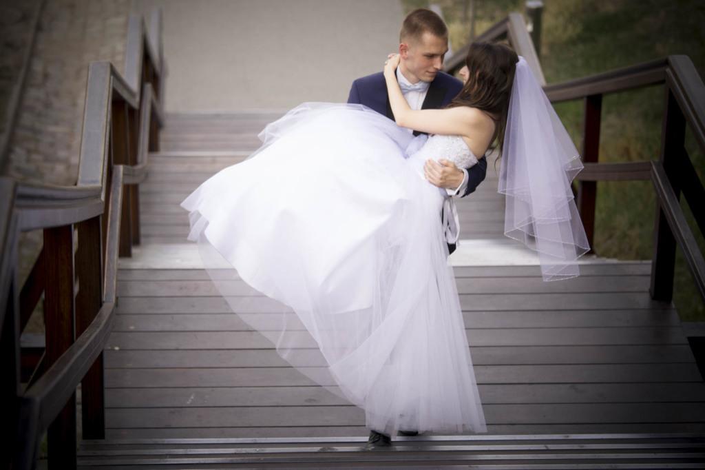 Sesja śluba Oli i Pawła