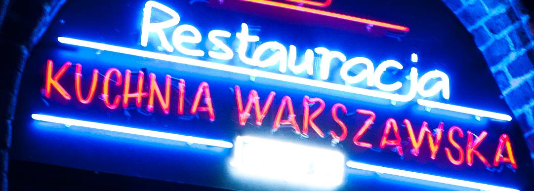 RESTAURANT WEEK – Kuchnia Warszawska