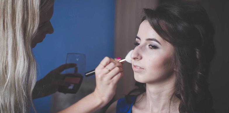 Wariacje weselne: Makijaż ślubny
