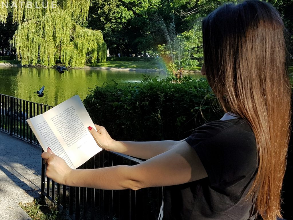aniamaluje, Ania Kęska, park saski, warszawa