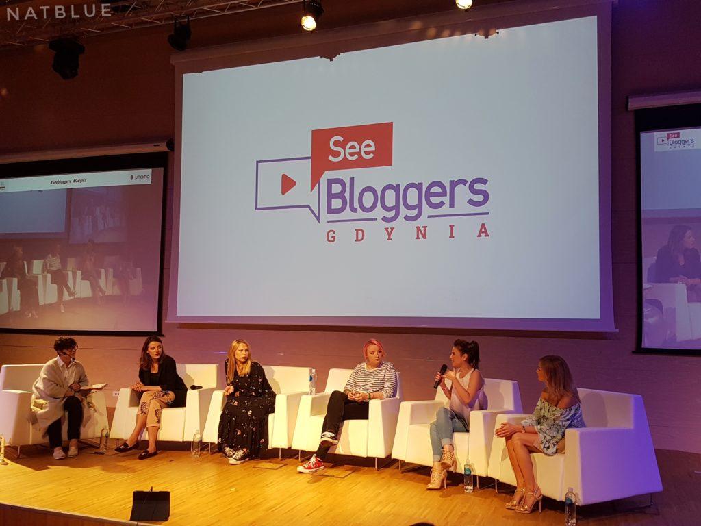 See Bloggers, Gdynia, Mówiąc Inaczej. Paulina Mikuła, Szparagi, Red Lipstic Monster