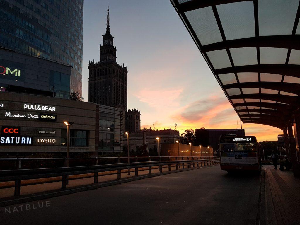 Warszawa, Stolica, Dworzec Centralny, Warsaw