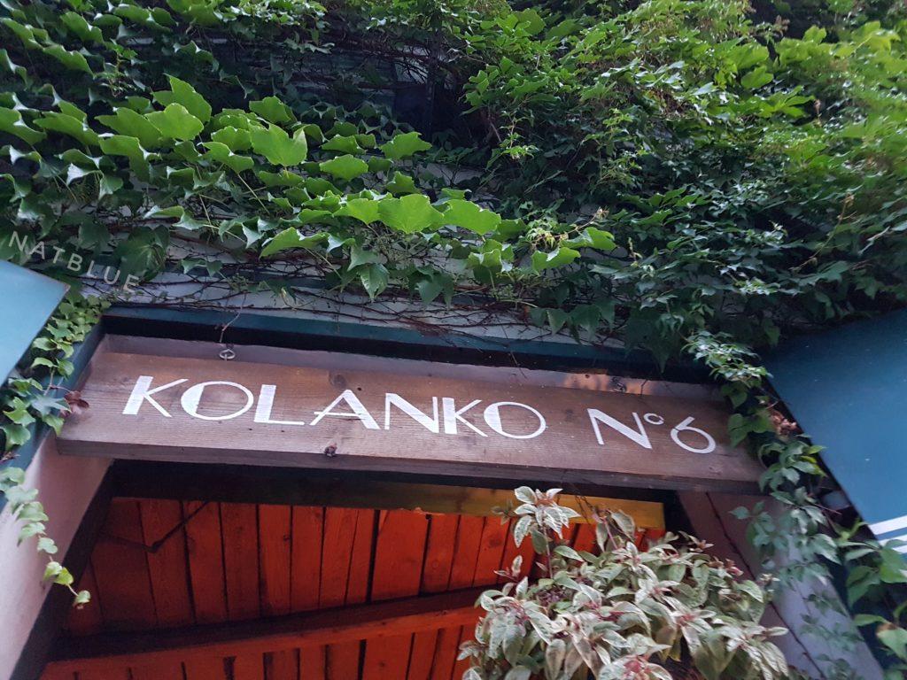 Restauracja, Kolanko No 6, Kraków, Cracow, Kazimierz