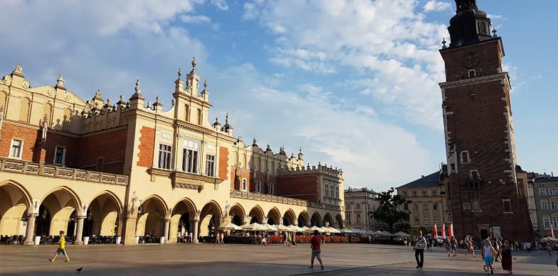 Zwiedzamy Polskę: Kraków