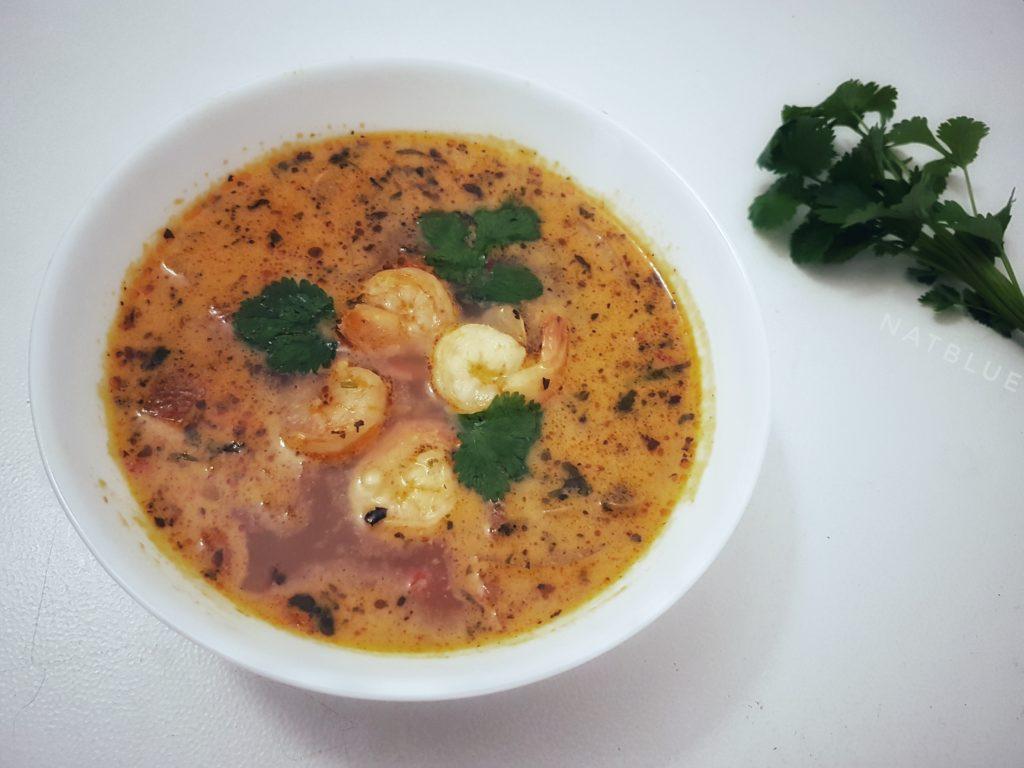 House of Asia, Tajlandia Challenge, Tajska zupa, Tom Yum, Tom Yum Nam Khon
