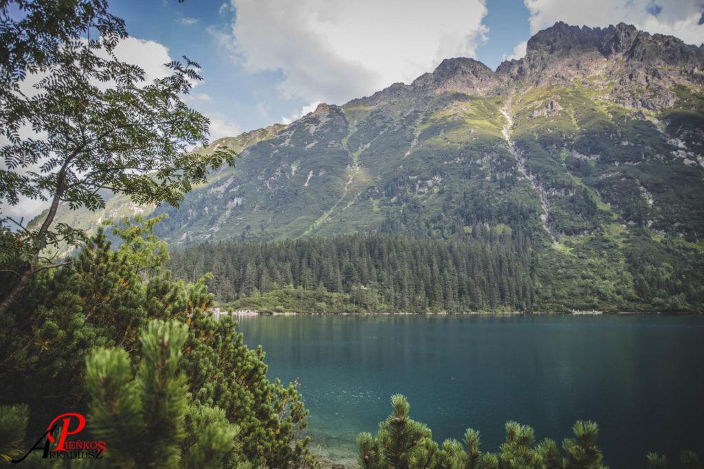 Morskie Oko, Tatry, góry