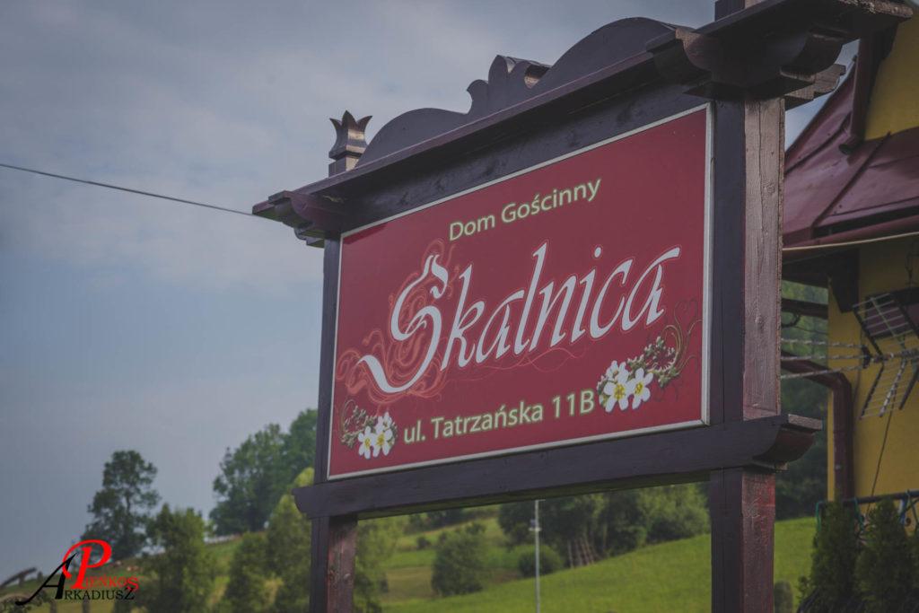 Dom Gościnny Skalnica, Poronin