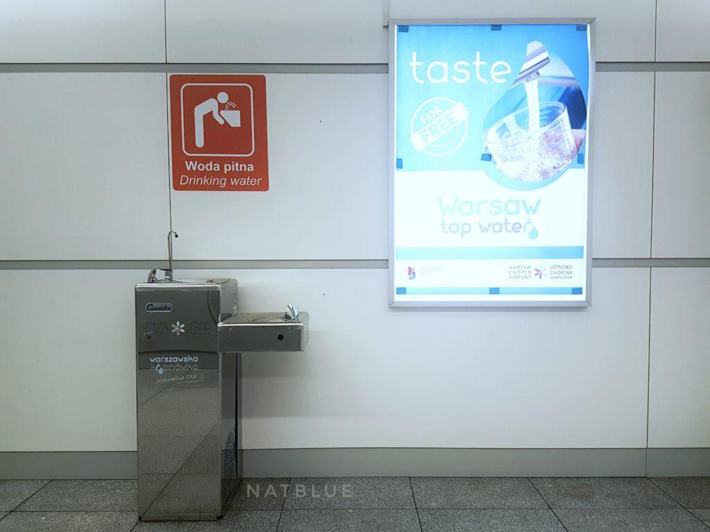 woda pitna, warszawska kranówki