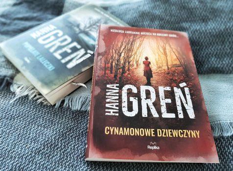 Hanna Greń – Cynamonowe dziewczyny