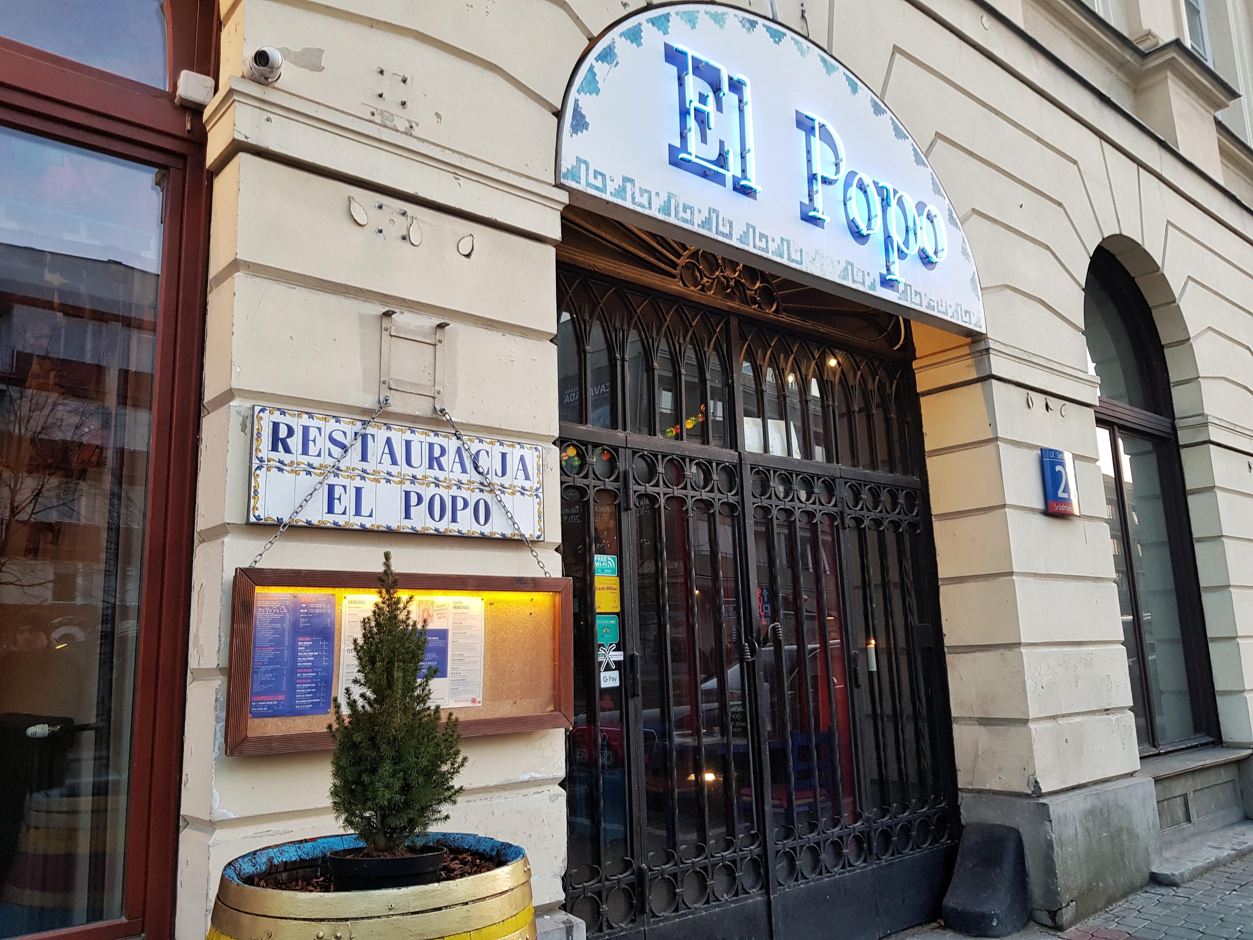 Warszawskie miejscówki: El Popo