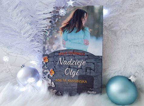 Aneta Krasińska – Nadzieje Olgi