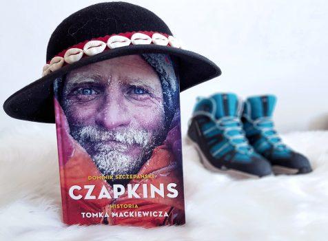 Dominik Szczepański – Czapkins. Historia Tomka Mackiewicza