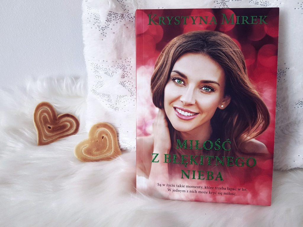 Miłość z błękitnego nieba, Krystyna Mirek