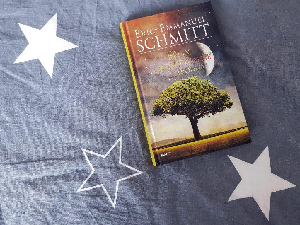 Félix i niewidzialne źródło, Éric-Emmanuel Schmitt
