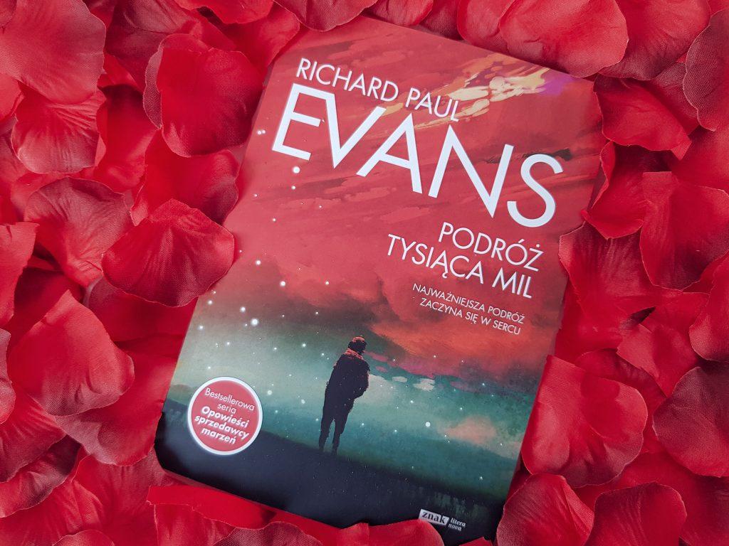 Richard Paul Evans, Podróż tysiąca mil