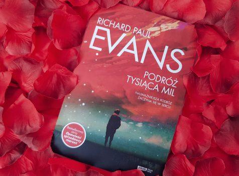 Podróż tysiąca mil – Richard Paul Evans