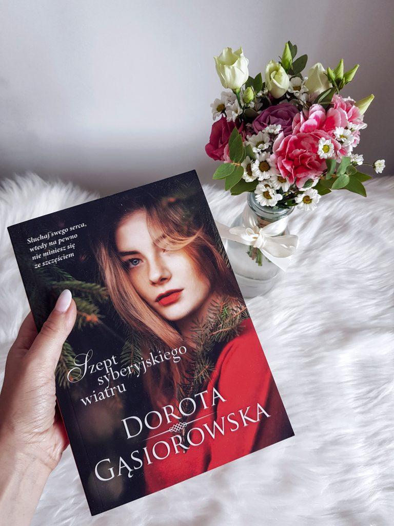 Szept syberyjskiego wiatru, Dorota Gąsiorowska