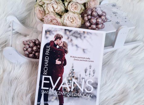Świąteczny nieznajomy – Richard Paul Evans