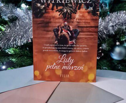 Listy pełne marzeń – Magdalena Witkiewicz