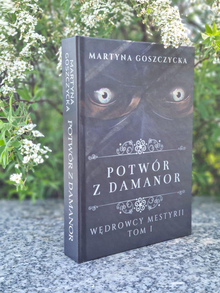 Potwór z Damanor, Wędrowcy Mestyrii, Martyna Goszczycka