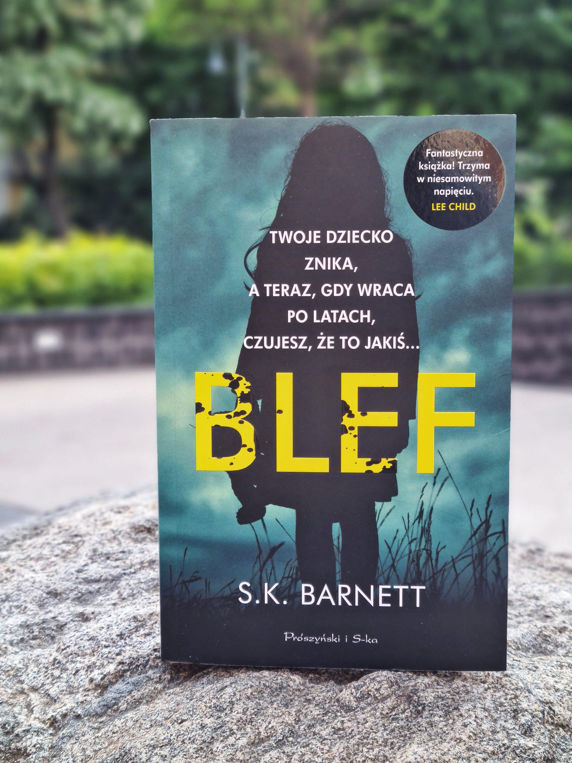Blef – S.K. Barnett