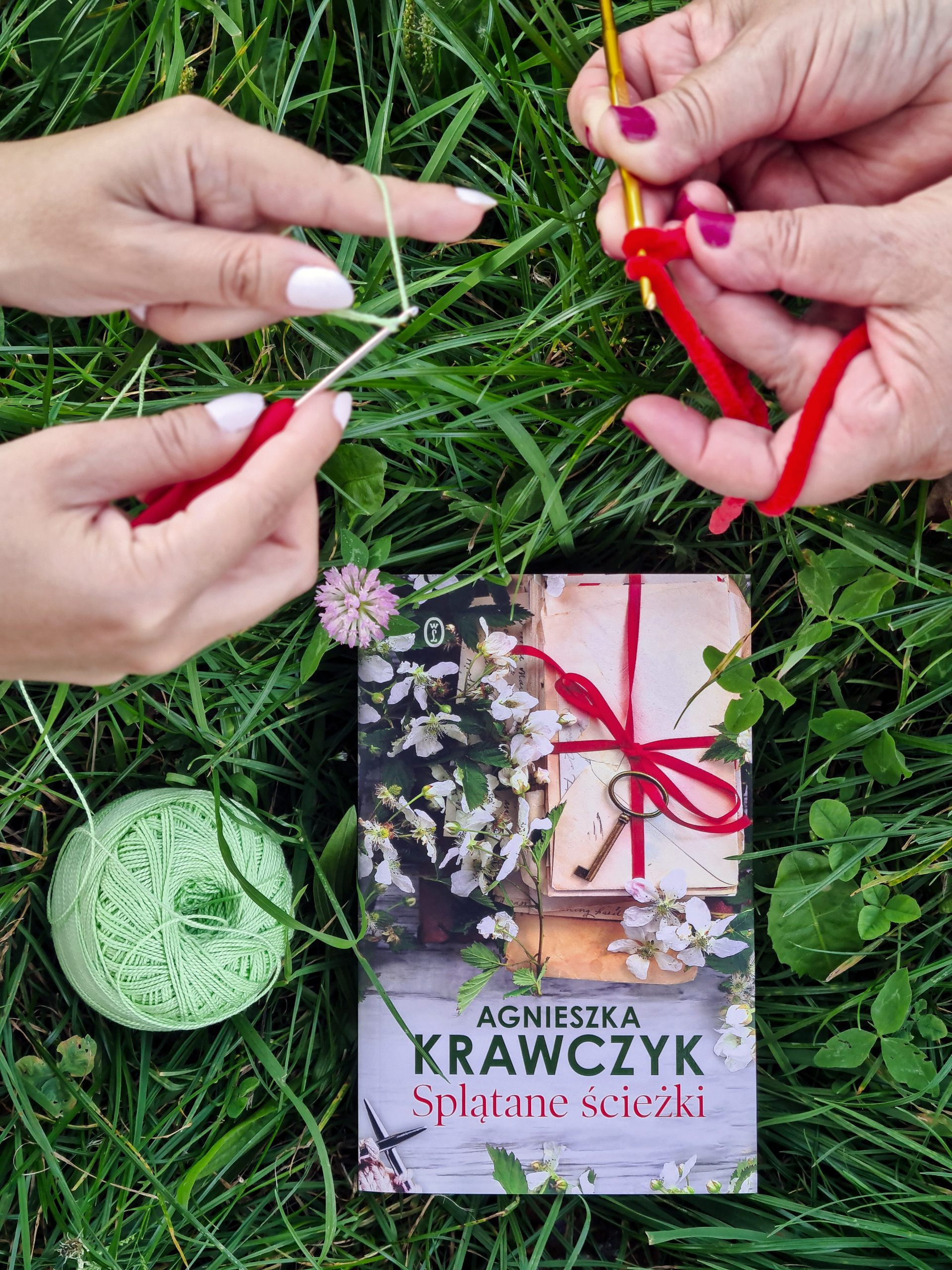 Splątane ścieżki – Agnieszka Krawczyk
