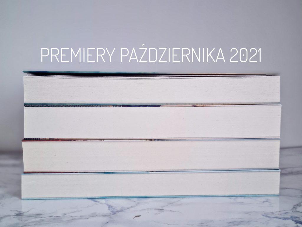 premiery października 2021
